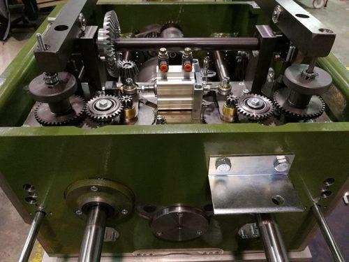 Linea Ratti - casetta zettatura