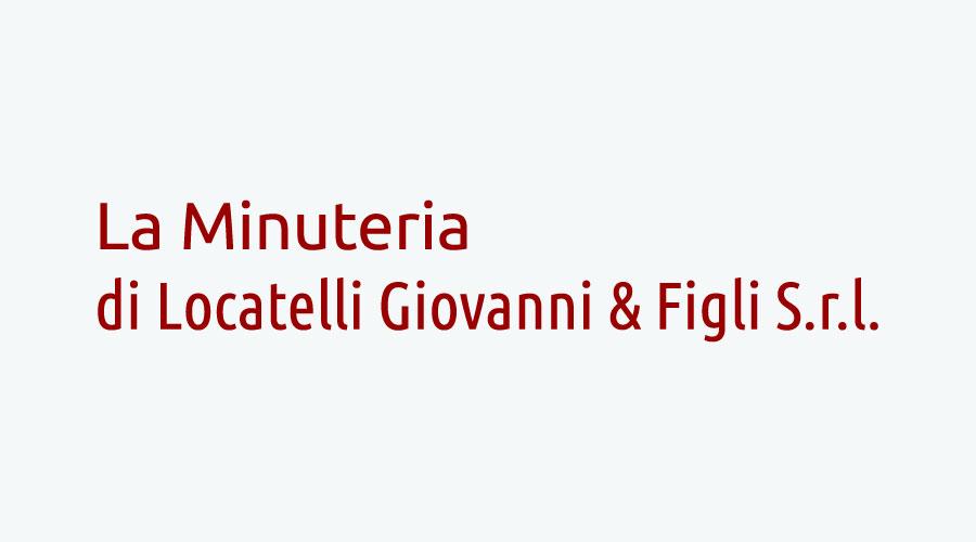 Logo La Minuteria di Locatelli Giovanni & Figli S.r.l.
