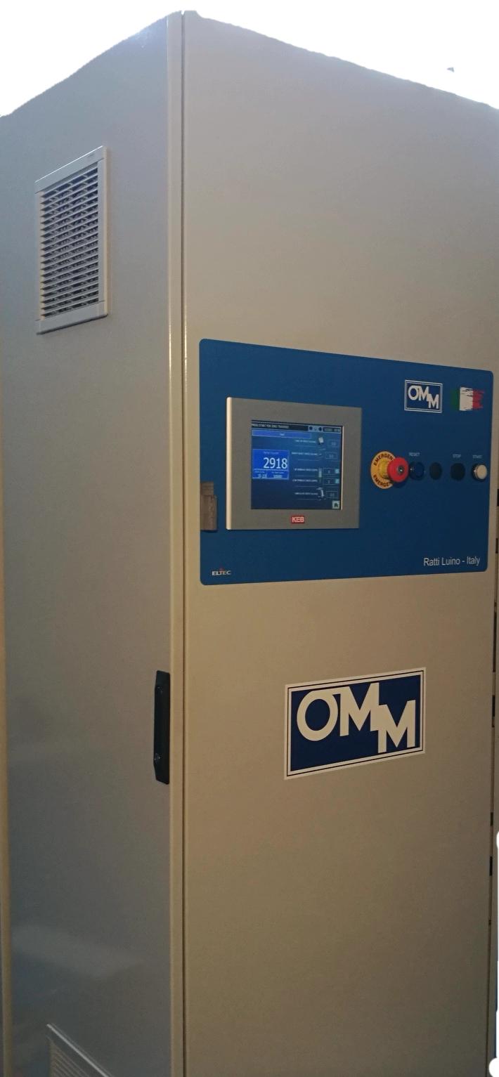 Testata principale OMM-21